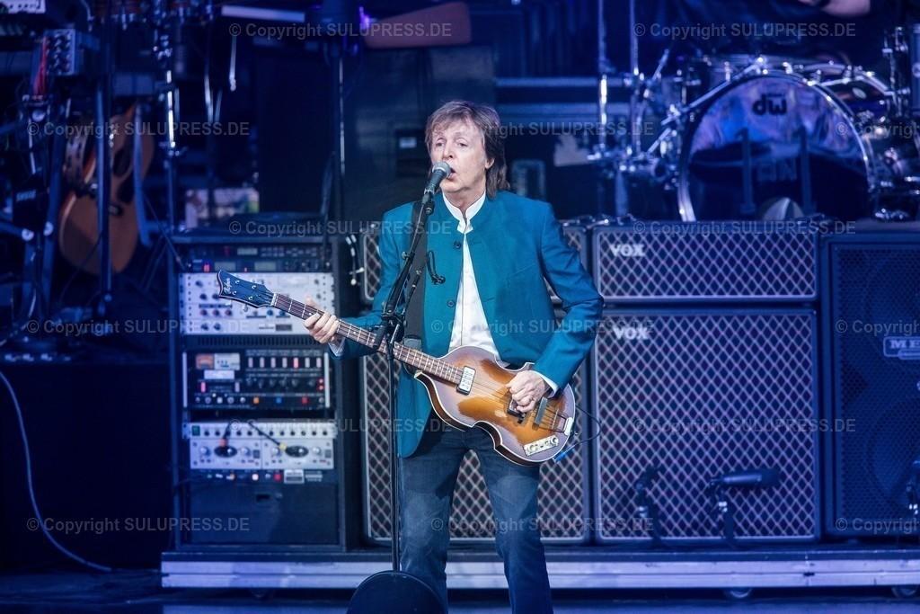 Paul McCartney live in Berlin 2016 | Europa, Deutschland, Berlin, 14. Juni 2016 - Paul McCartney live und Open Air bei der