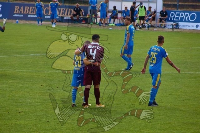 BFC Dynamo vs. FC Carl Zeiss Jena 195