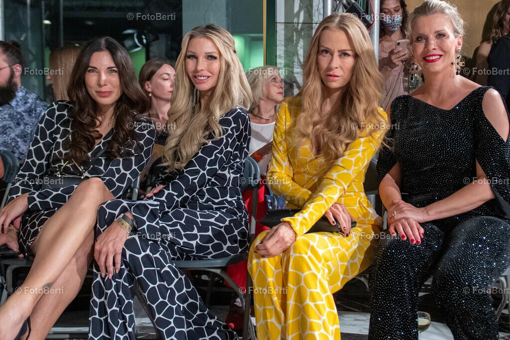 Pre-Opening der Fashion Week - Fashion Hall im Quartier 206 | Alexandra Polzin, Sabine Piller, Jenny Elvers, Eva Habermann
