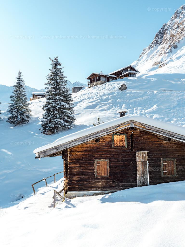 Bichlalm im Winter-1