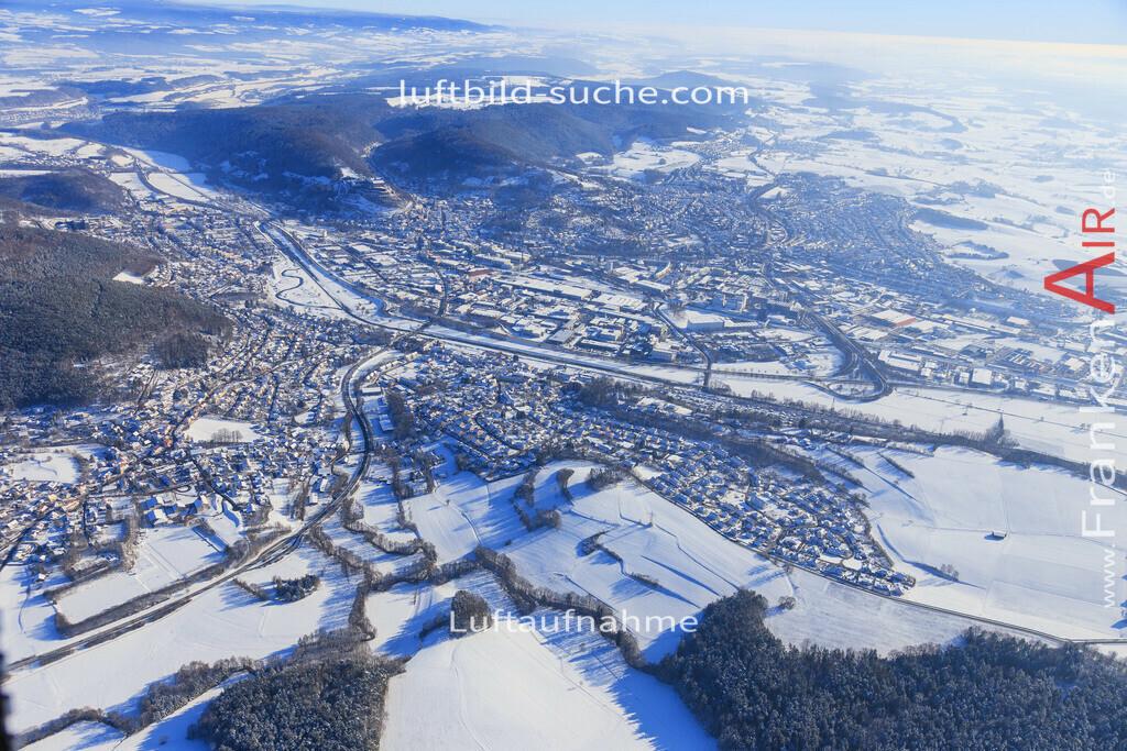 burghaig-kulmbach-2016-1945 | Luftbild von Burghaig Kulmbach - Luftaufnahme wurde 2016 von https://frankenair.de mittels Flugzeug (keine Drohne) erstellt - die Geschenkidee