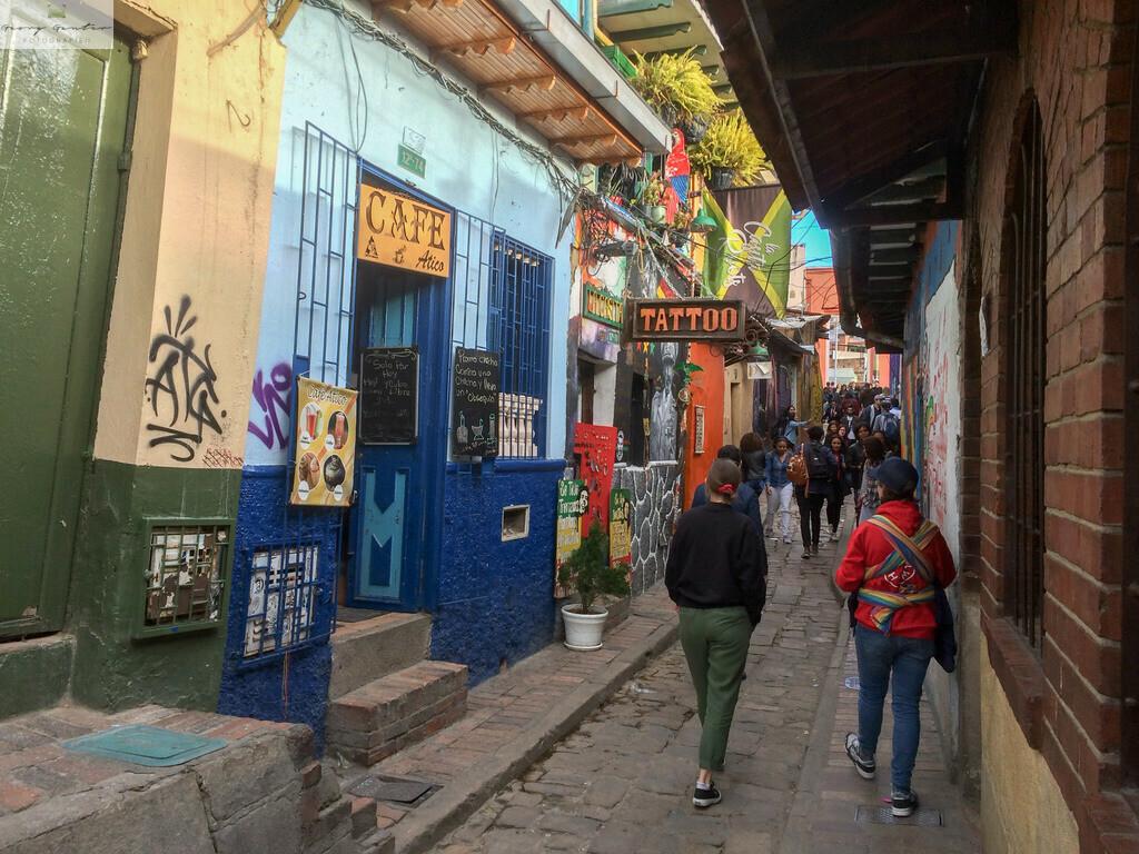 Columbia Bogota 11
