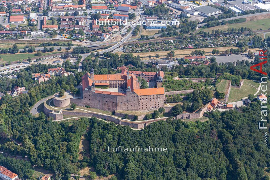 plassenburg-kulmbach-19-679 | aktuelles Luftbild von Plassenburg  Kulmbach - Luftaufnahme wurde 2019 von https://frankenair.de mittels Flugzeug (keine Drohne) erstellt.