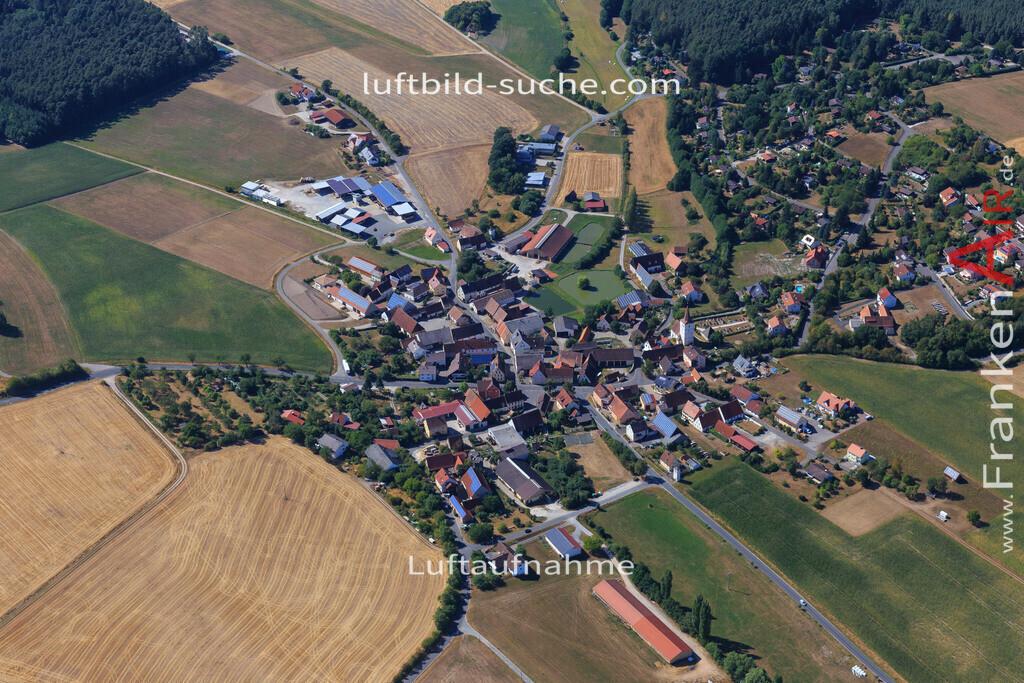 muechsteinach-2015-2224 | Luftbild von  Muechsteinach - Luftaufnahme wurde 2015 von https://frankenair.de mittels Flugzeug (keine Drohne) erstellt - die Geschenkidee