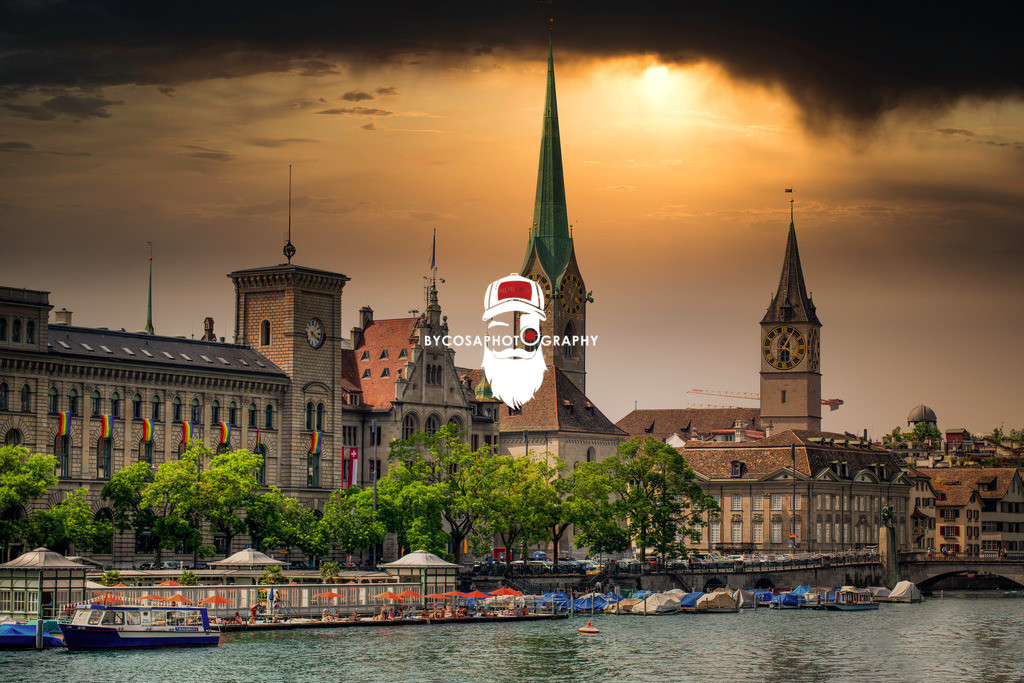 From Zürich with Love