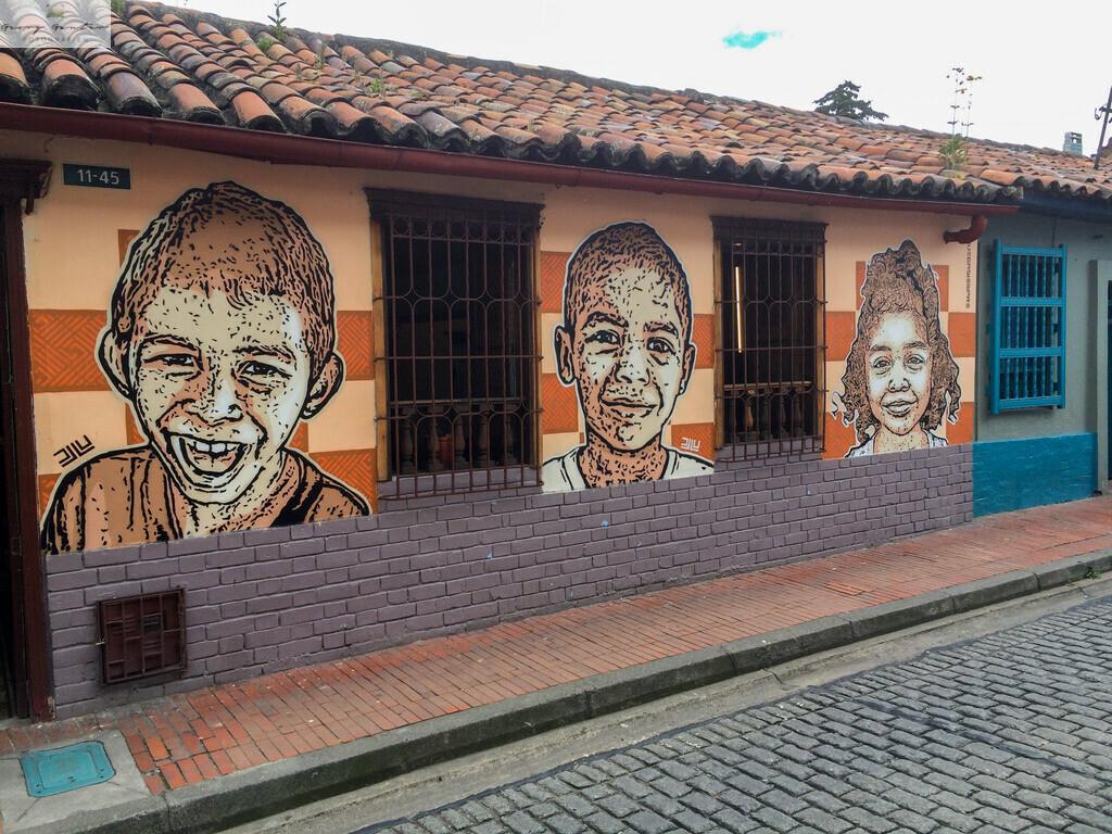 Columbia Bogota 45