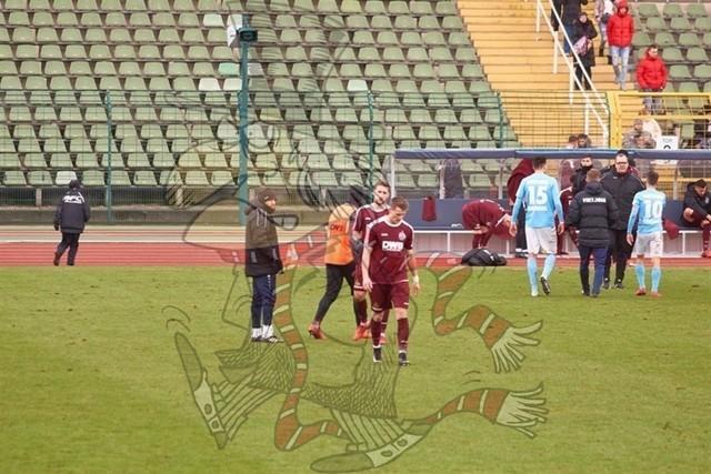 BFC Dynamo vs. FC Viktoria 89 121