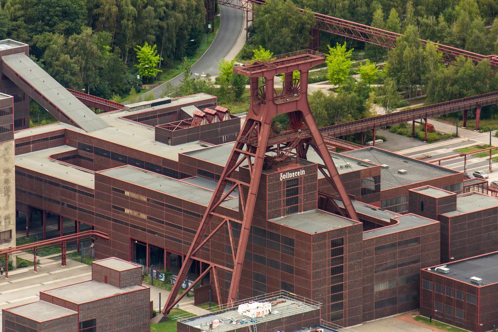 JT-161007-213 | Essen, UNESCO Welterbe Zeche Zollverein,
