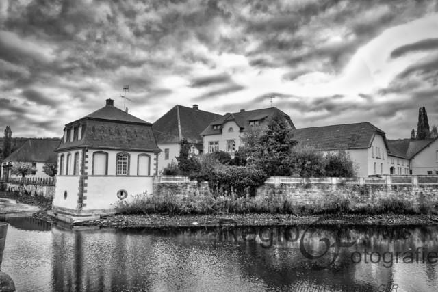 Schloss Söder | Das barocke Wasserschloss Söder