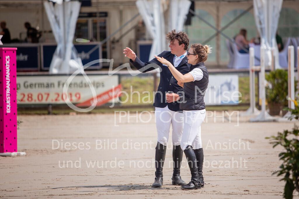 190524_LüPfSpTa_S_-Spr-403 | Pferdesporttage Herford 2019 Springprüfung Kl. S*