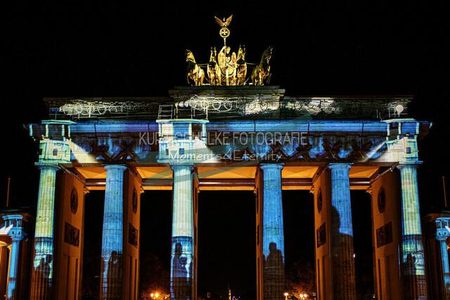 Berlin Brandenburger Tor | We love Berlin City of Lights am Brandenburger Tor