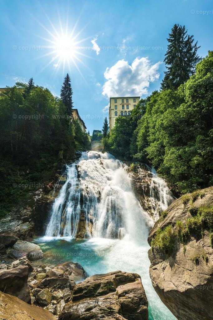 Wasserfall Bad Gastein Salzburg-3
