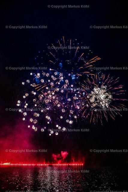 Feuerwerk Karlsfeld 2019-20