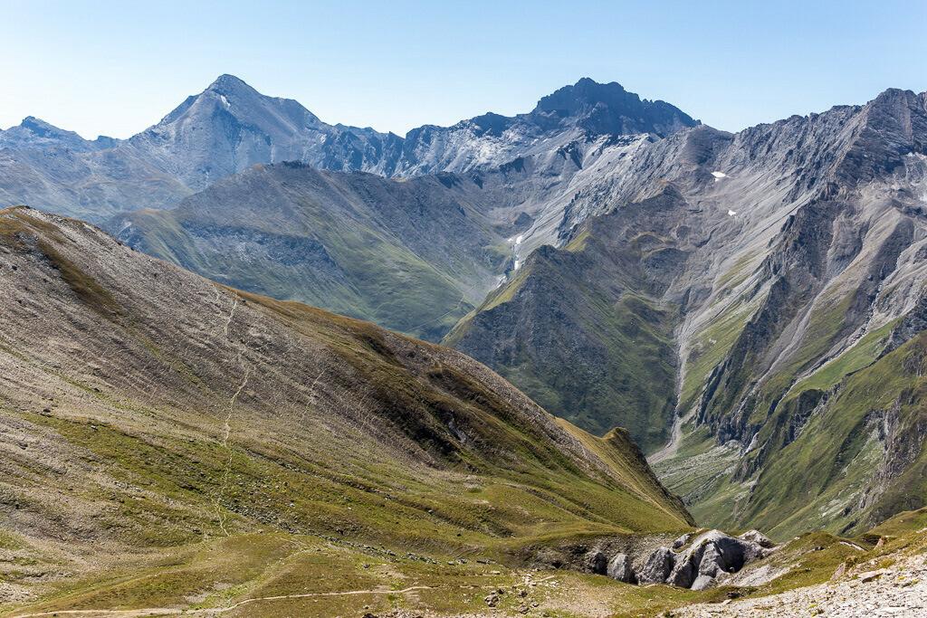 Samnauner Berglandschaft