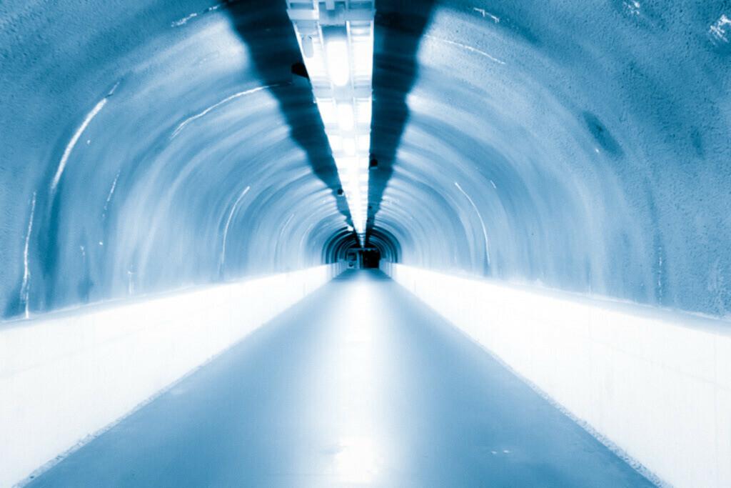 Tunnel in Ischgl