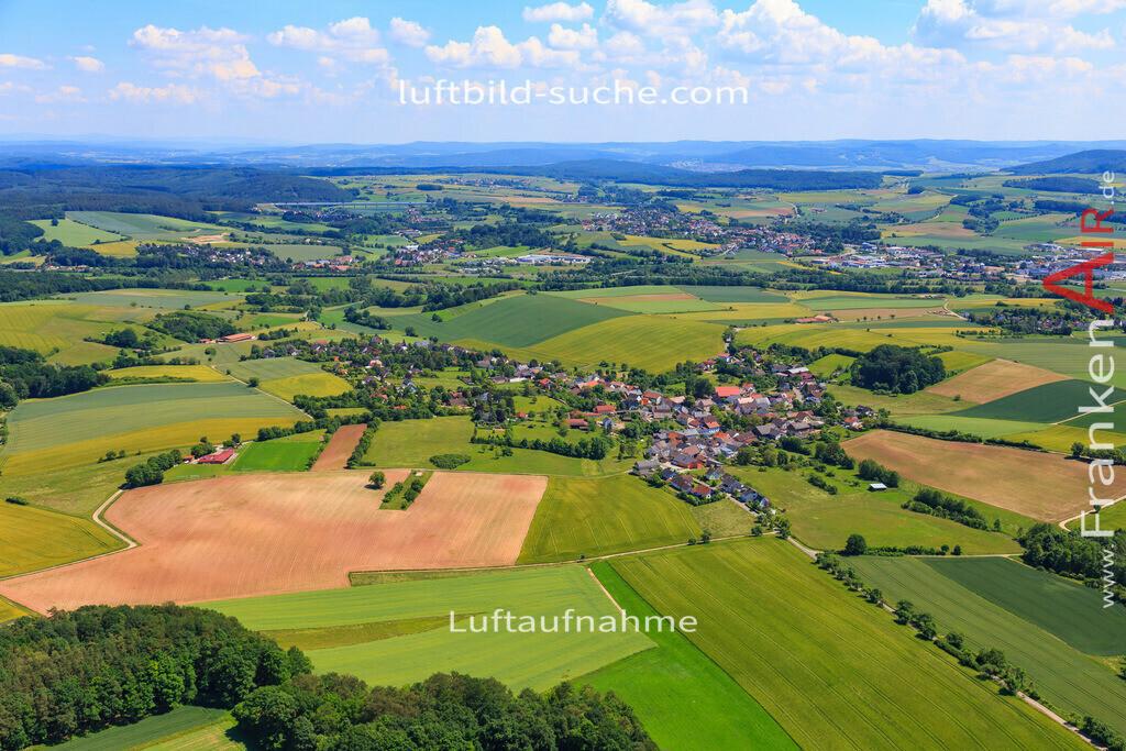 stoeppach-untersiemau-2016-142 | Luftbild von Stoeppach Untersiemau - Luftaufnahme wurde 2016 von https://frankenair.de mittels Flugzeug (keine Drohne) erstellt - die Geschenkidee
