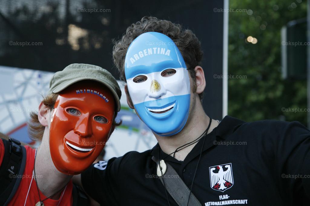 Holland Argentinen