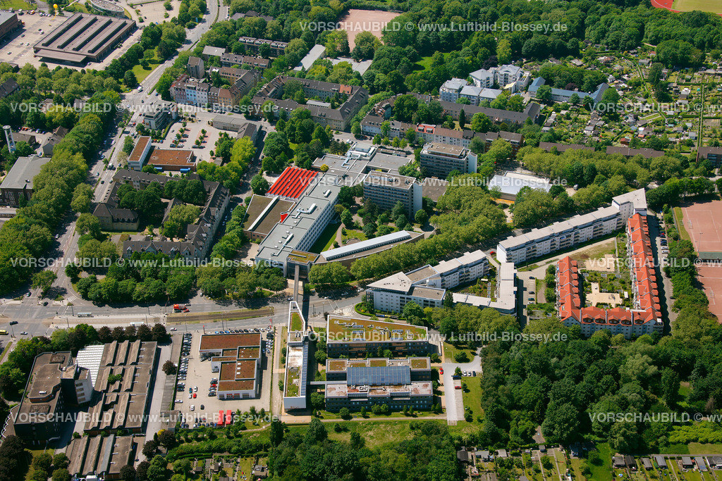 ES10058546 | Bildungspark Essen,  Essen, Ruhrgebiet, Nordrhein-Westfalen, Germany, Europa, Foto: hans@blossey.eu, 29.05.2010