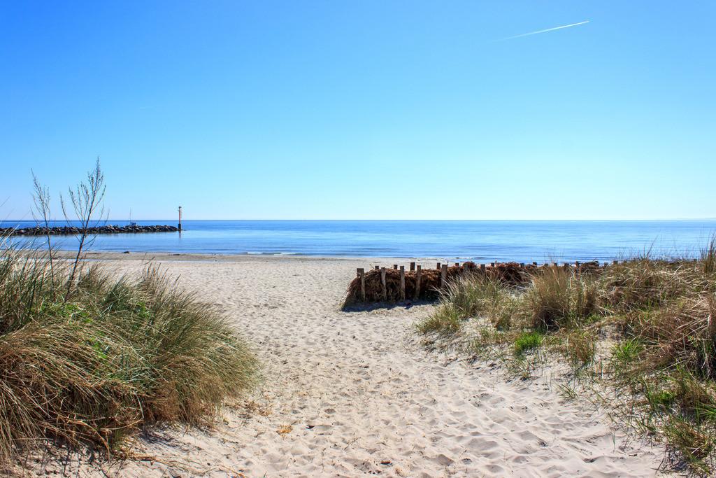 Strand in Damp | Weg zum Strand in Damp