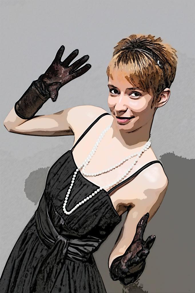 Handschuh Lady Bild 012