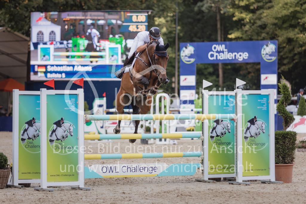 210912_OWLCh_YoungsterTrophy_7j-448 | FUNDIS Youngster Tour (CSIYH1*) 1. Qualifikation für 7jährige Pferde international 1,35m