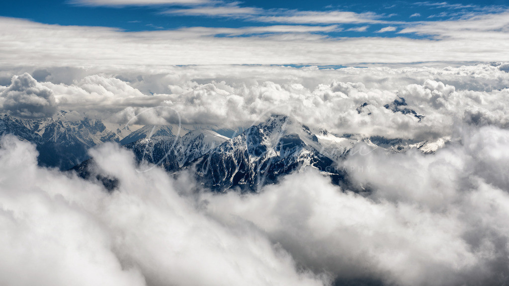 Nockspitze | Die Nockspitze im Nebelmeer