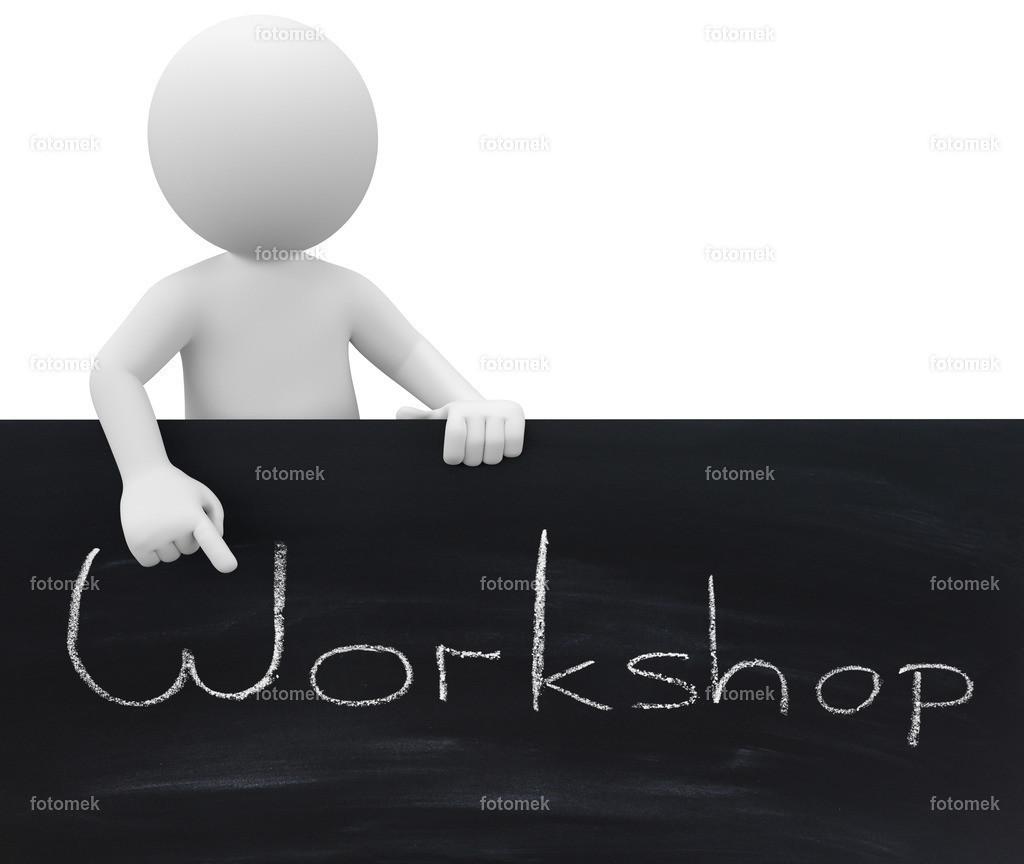 3d Männchen Tafel Workshop | 3d Männchen hält einen Workshop für das Personal. Weiterbildung und Fortbildung sind sehr wichtig.  An der Tafel wird alles genau erklärt.