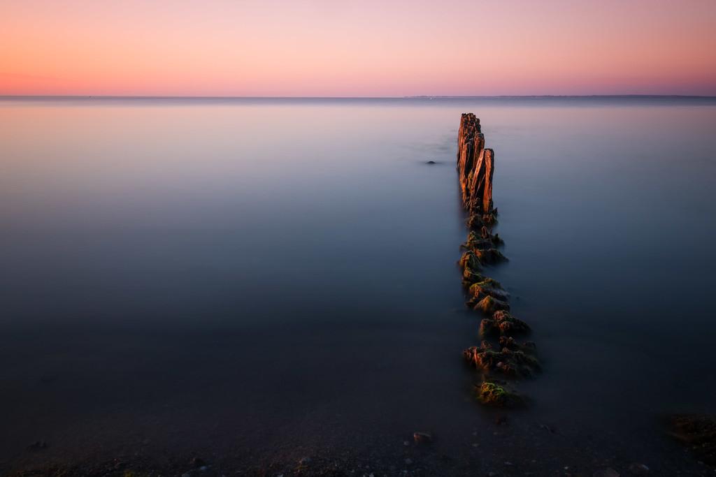 Buhnen | Buhnen am Lenster Strand