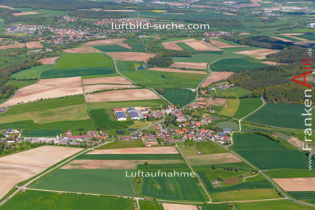 breitenlohe-19-212 | aktuelles Luftbild von  Breitenlohe  - Luftaufnahme wurde 2019 von https://frankenair.de mittels Flugzeug (keine Drohne) erstellt.