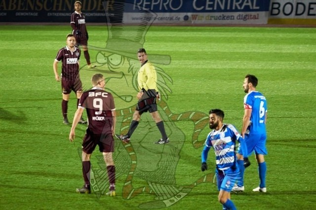 BFC Dynamo vs. FSV Wacker 90 Nordhausen 018
