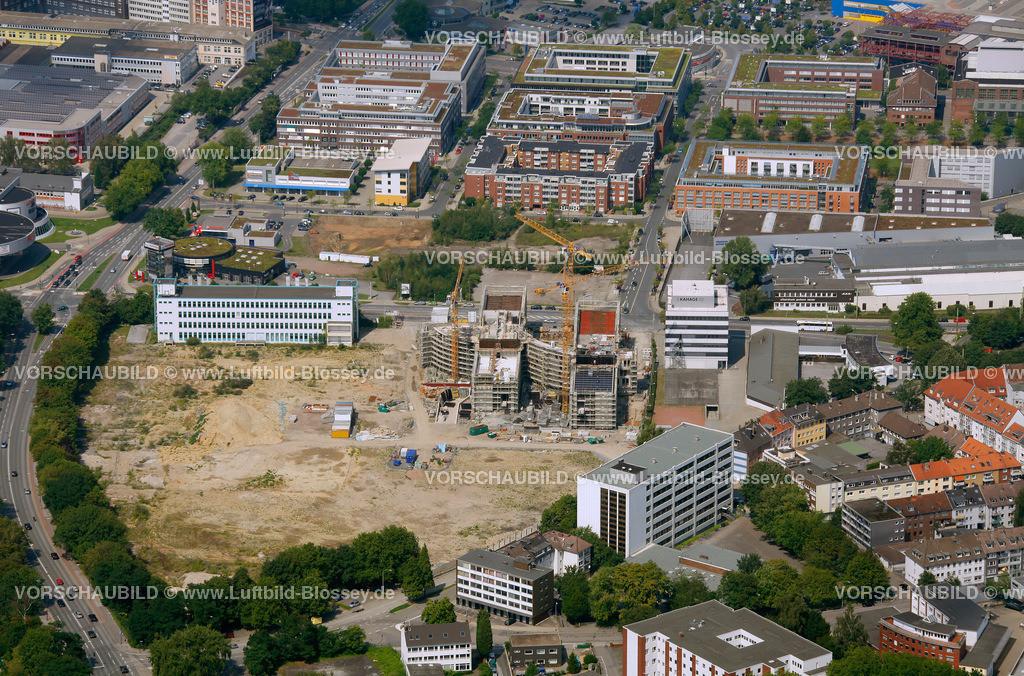 ES10080330 | Hans-Boeckler-Strasse Frohnhauser Strasse, ,  Essen, Ruhrgebiet, Nordrhein-Westfalen, Germany, Europa, Foto: hans@blossey.eu, 14.08.2010