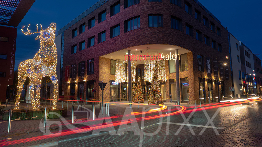Aalen City | Mercatura Einkaufscenter