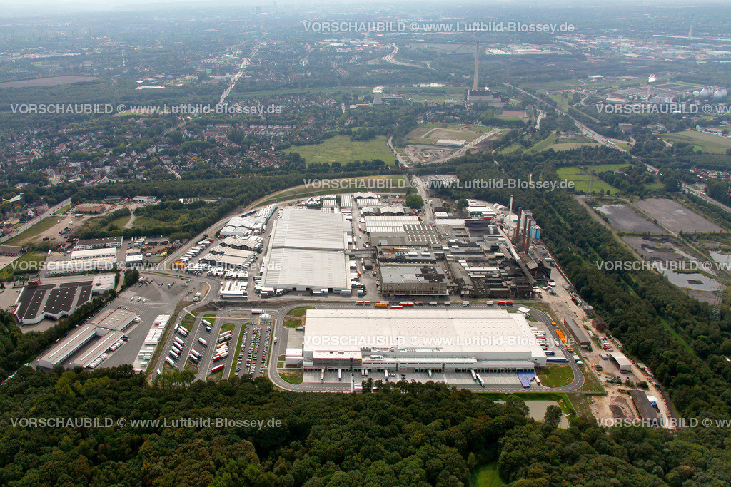 ES10098528 | Luftbild, Penny, Logistikzentrum, Penny-Logistikzentrum Essen-Karnap,  Essen, Ruhrgebiet, Nordrhein-Westfalen, Germany, Europa