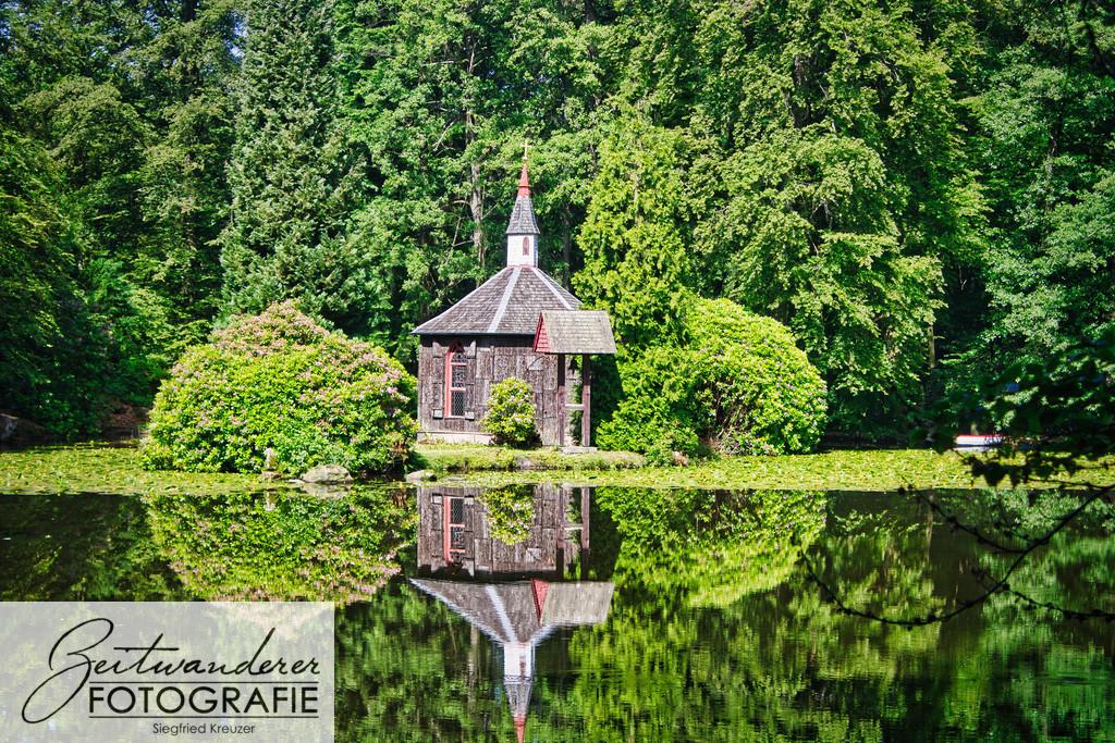 Kapelle Englischer Garten Erbach