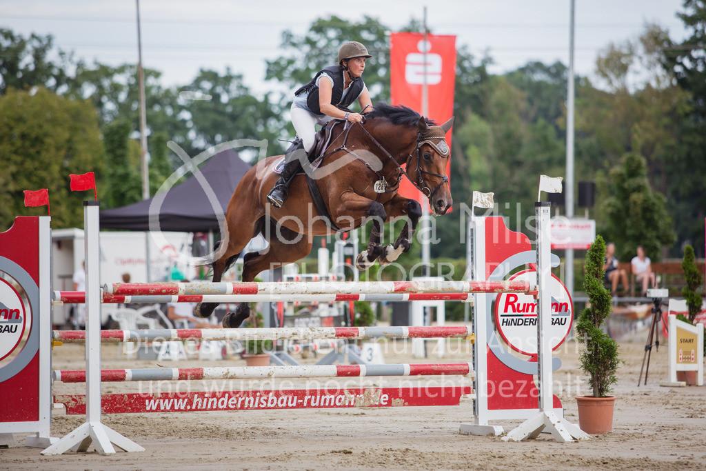 200821_Delbrück_Youngster-M-630 | Delbrück Masters 2020 Springprüfung Kl. M* Youngster Springen 6-8jährige Pferde