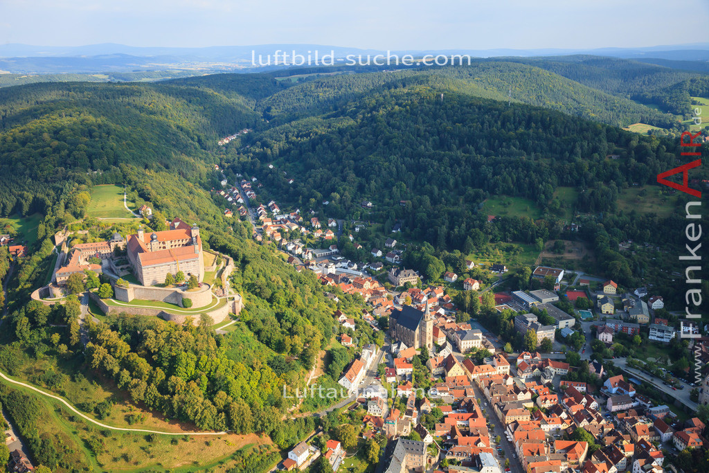 plassenburg-kulmbach-2012-35 | Luftbild von Plassenburg Kulmbach - Luftaufnahme wurde 2012 von https://frankenair.de mittels Flugzeug (keine Drohne) erstellt - die Geschenkidee
