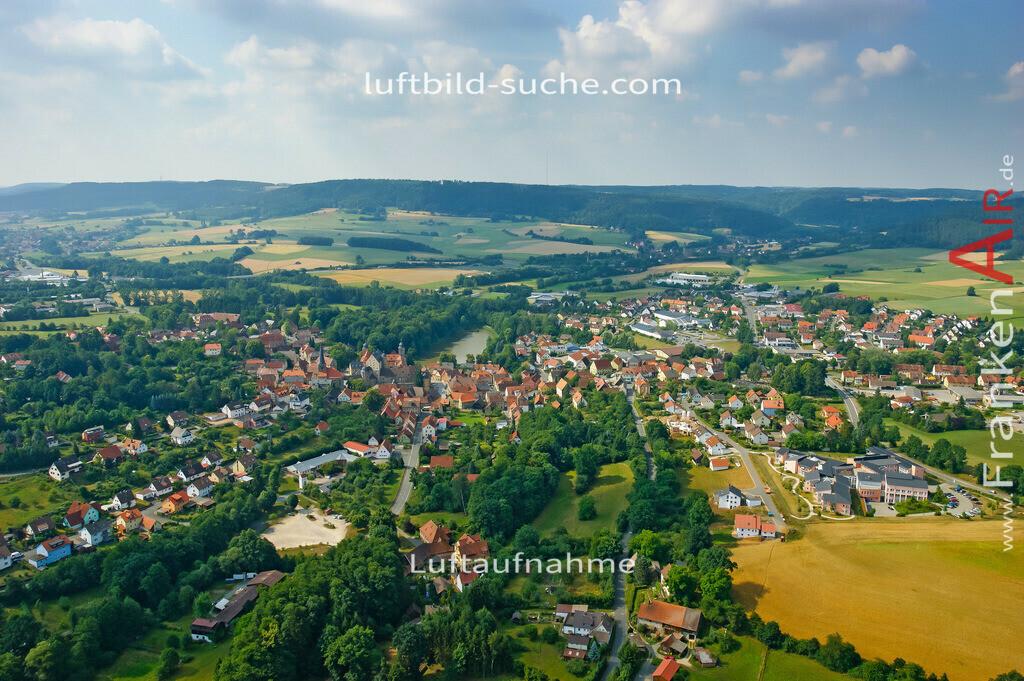 luftaufnahme-thurnau-2008-701 | Luftbild von  Thurnau - Luftaufnahme wurde 2008 von https://frankenair.de mittels Flugzeug (keine Drohne) erstellt - die Geschenkidee