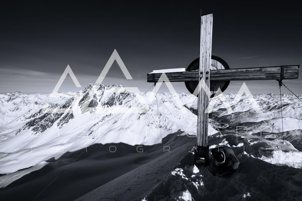 Hoher Spiegelkogel | Ötztaler Alpen