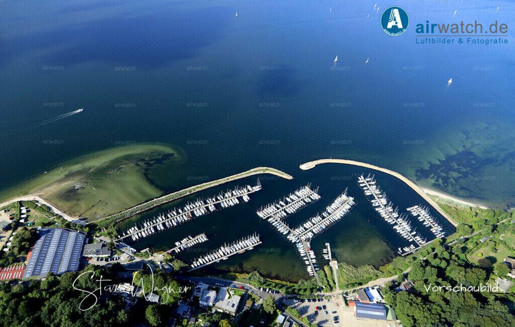 Luftbild Flensburger Foerde, Flensborg Yachtclub, Segler-Vereinigung Flensburg   Flensburger Foerde, Flensborg Yachtclub, Segler-Vereinigung Flensburg • max. 6240 x 4160 pix