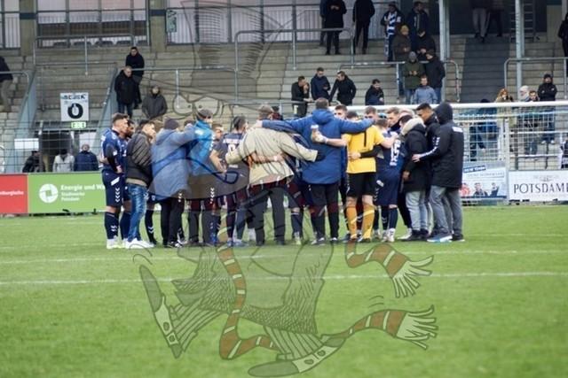 SV Babelsberg 03 vs. BFC Dynamo 131
