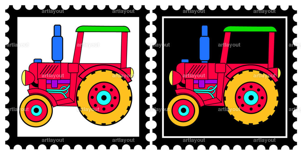 stamps with tractor.ai