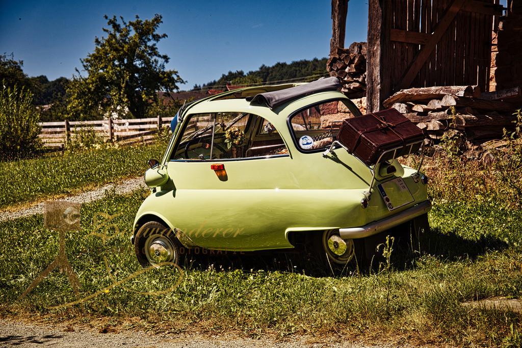 Isetta 1950er Jahre