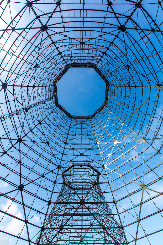 JT-160314-014   Welterbe Zeche Zollverein, Kokerei Zollverein, Metallgerippe der Kühltürme,  Essen, Deutschland,