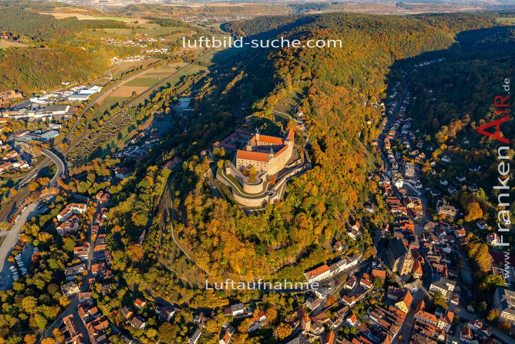 plassenburg-kulmbach-18-384   aktuelles Luftbild von Plassenburg Kulmbach - Luftaufnahme wurde 2018 von https://frankenair.de mittels Flugzeug (keine Drohne) erstellt.
