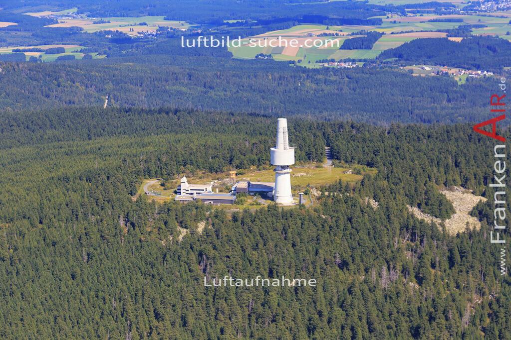 schneeberg-17-5396 | Luftbild von Schneeberg  - Luftaufnahme wurde 2017 von https://frankenair.de mittels Flugzeug (keine Drohne) erstellt - die Geschenkidee