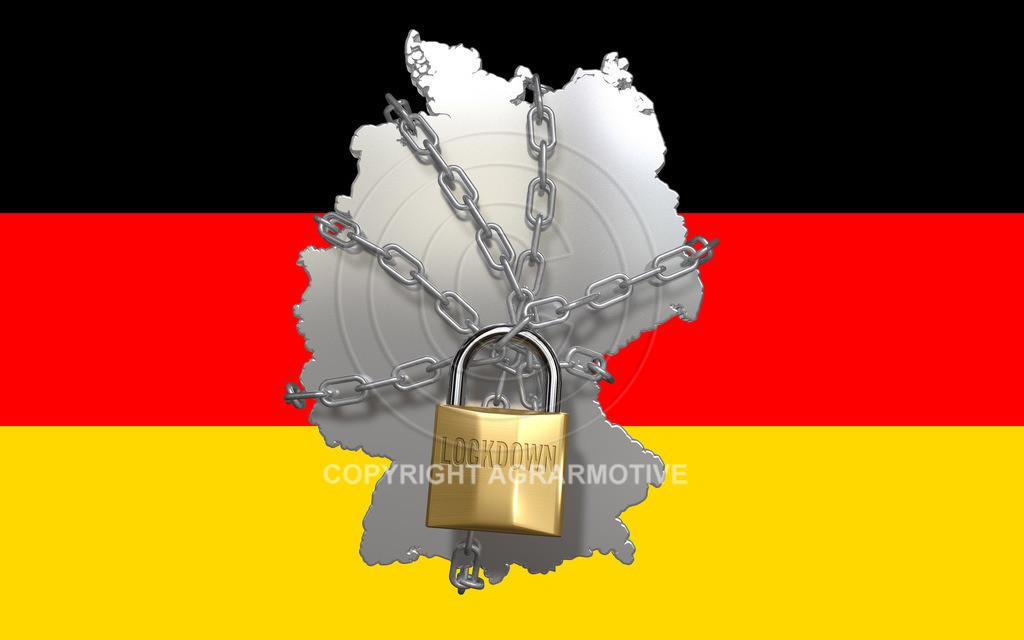 Deutschland Lockdown_0003 | Verschärfte Maßnahmen nach Bund-Länder-Konferenz. Verlängerter Lockdown zum Kampf gegen die weiterhin zu hohen Infektionszahlen.