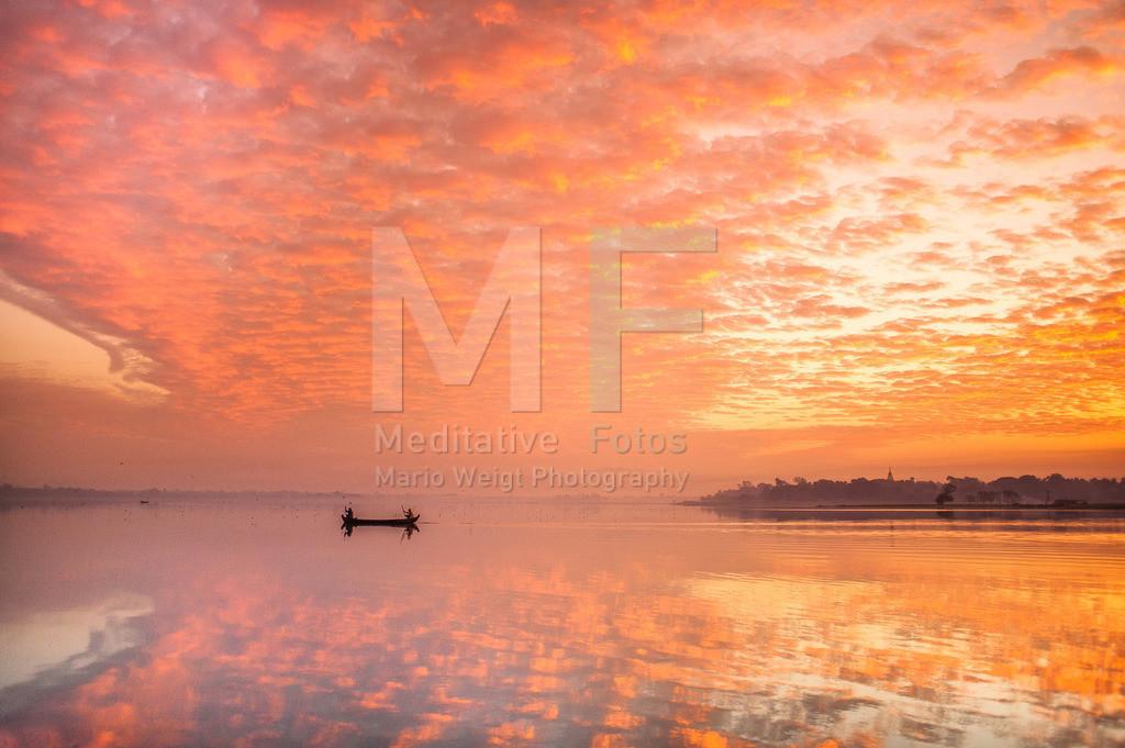 MW0110-7706 | Morgenstimmung in Amarapura