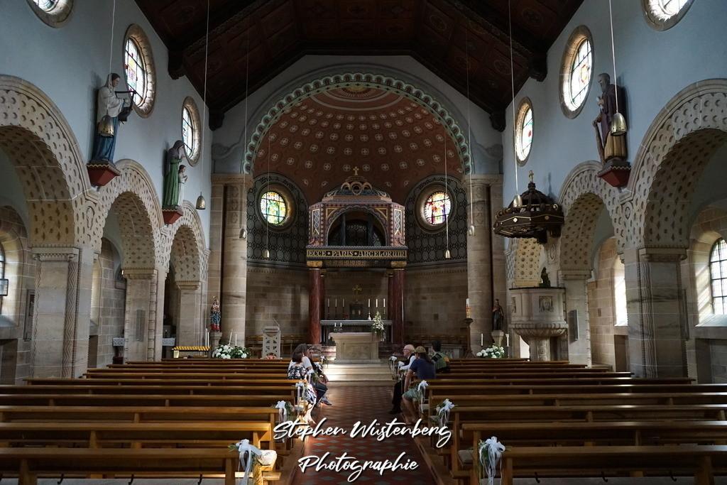 DSC04732 | Innenaufnahmen der kath. Pfarrkirche St.Sebstian in Rockenhausen
