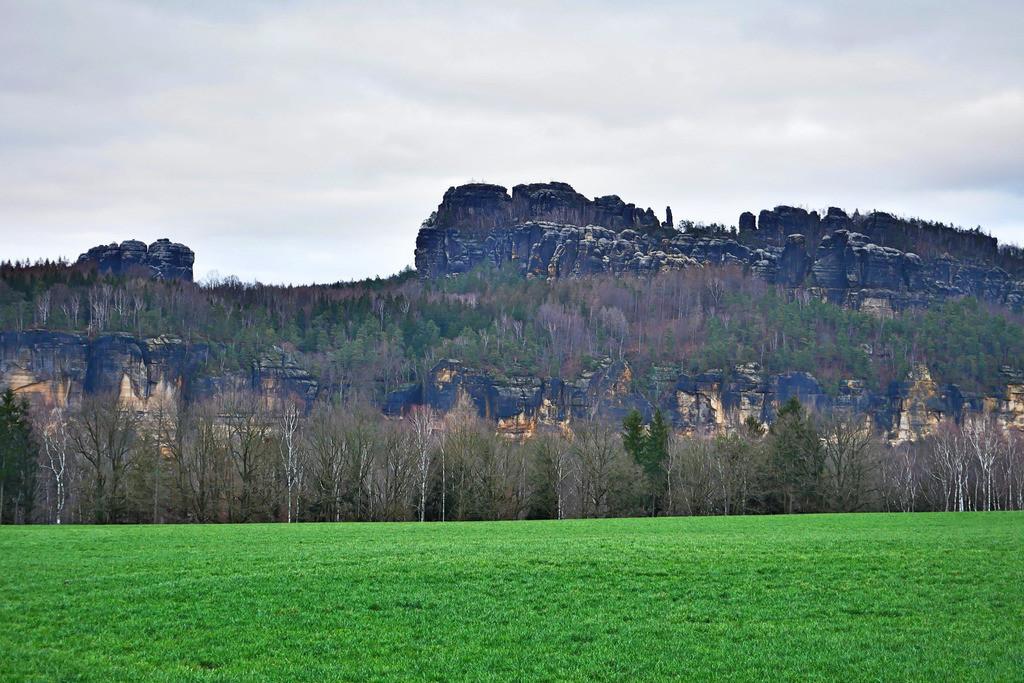 Elbsandsteingebirge VI