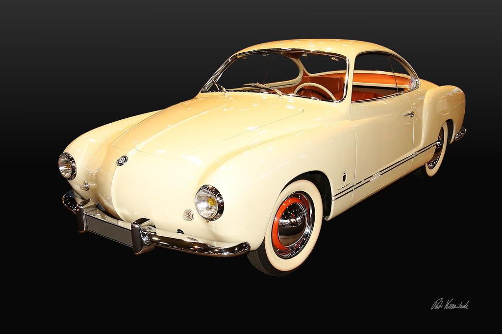 1953 VW Karmann-Ghia Urmodell LK2A0019 | 1953 VW Volkswagen Karmann-Ghia Urmodell